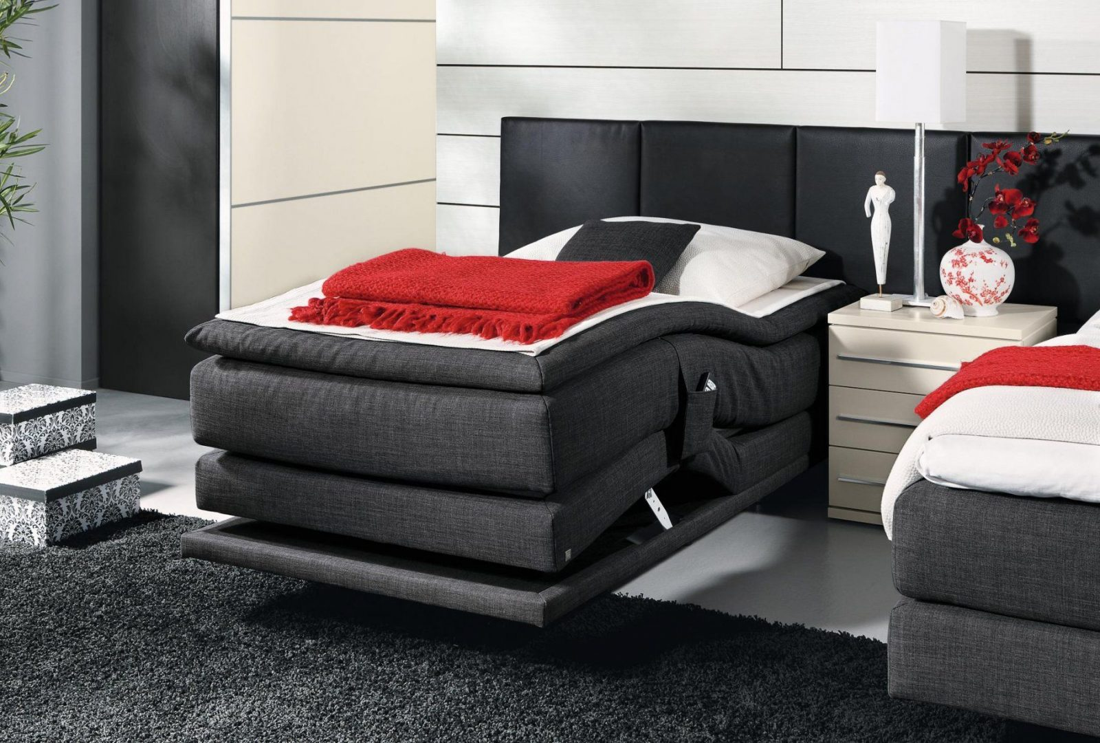 Evolution › Musterring von Musterring Evolution Boxspringbett Bild