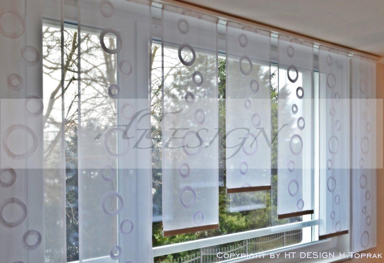 Exclusive Flächen Vorhang Designs 1  Youtube von Scheibengardinen Selber Nähen Ideen Bild