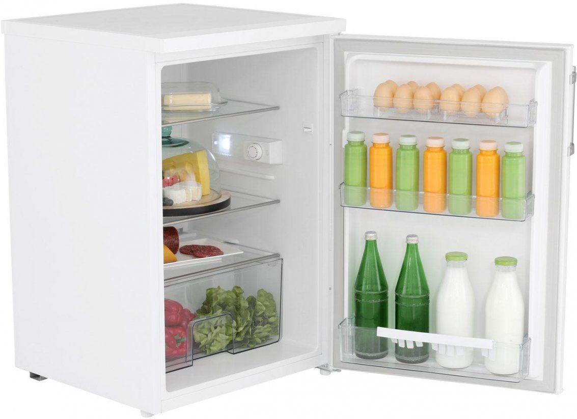 Exquisit Ks 161 Rv A+++ Standkühlschrank Vollraumkühlschrank 55Cm von Standkühlschrank 55 Cm Breit Bild