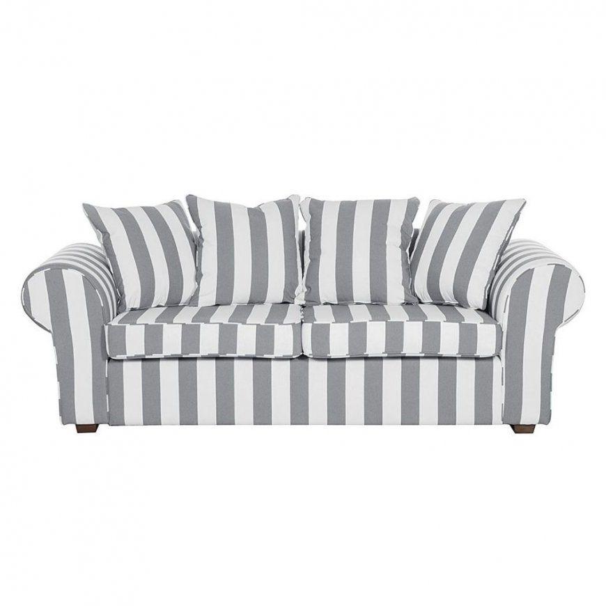 Exquisit Sofa Gestreift Jetzt Bei Home24 3 Sitzer Einzelsofa Von von Schlafsofa Blau Weiß Gestreift Photo