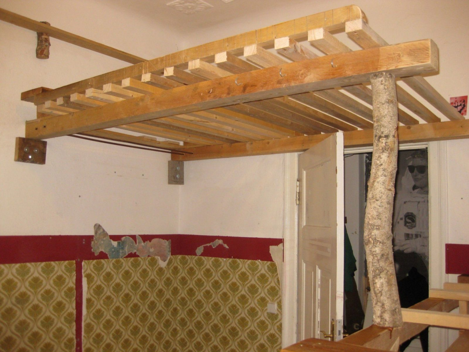 Fabelhaft Bauanleitung Für Hochbett Ij42 – Hitoiro Für Futonbett von Hochbett 160X200 Selber Bauen Photo
