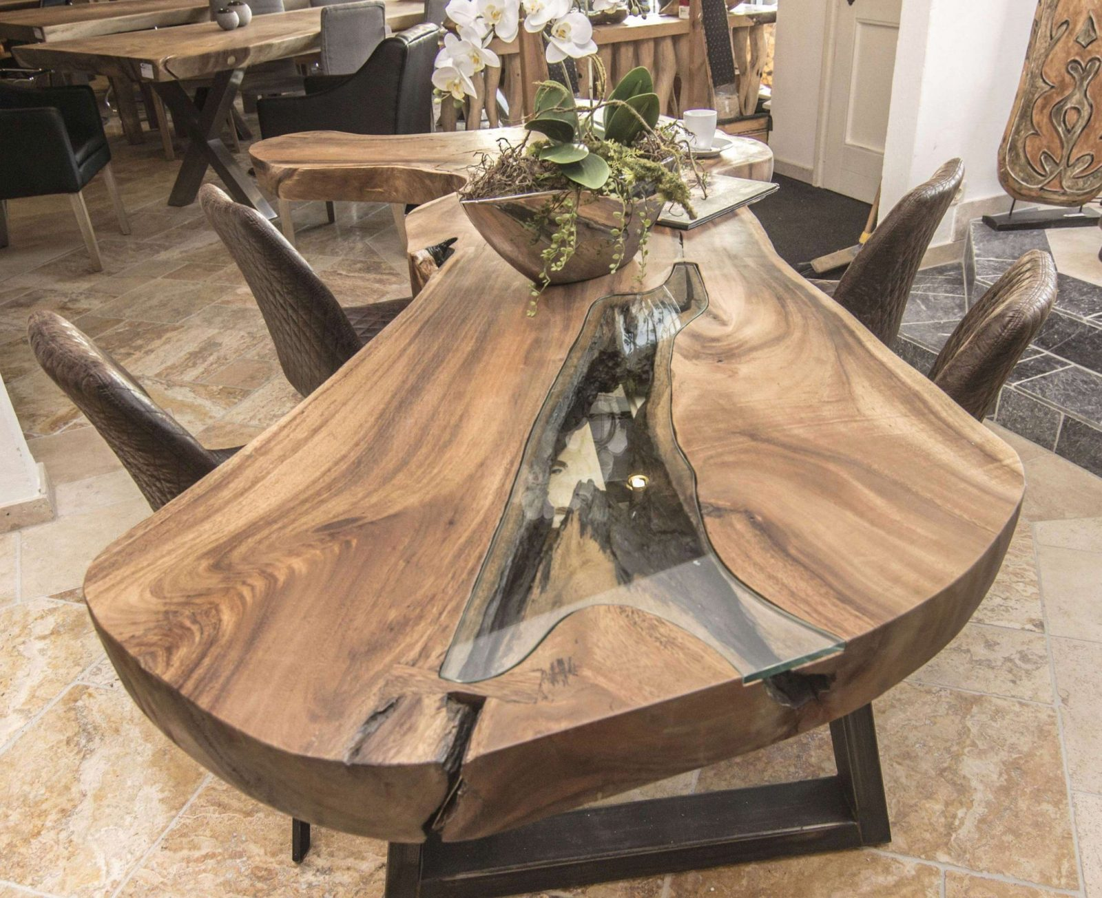 ... Fabelhaft Baumstamm Tisch Selber Machen Simple Baumstamm Hocker Von  Tisch Aus Baumstamm Selber Machen Bild ...