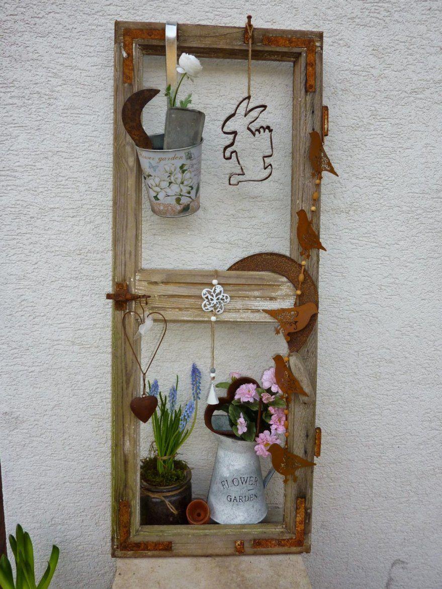 Fabelhafte Altes Fenster Deko Mamo S Kreativblog Altes Fenster Neu von Deko Ideen Mit Alten Fenstern Photo
