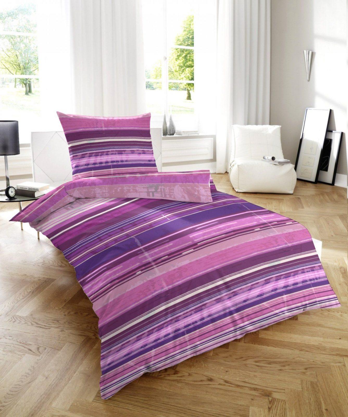 Fabelhafte Ideen Biber Bettwäsche Lila Und Schöne 135×200 Bettwasche von Biber Bettwäsche Lila Bild