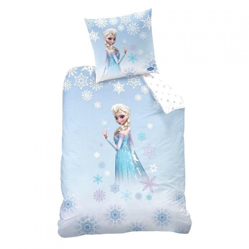 Kinderbettwäsche Eiskönigin 135x200 Dänisches Bettenlager Von Anna
