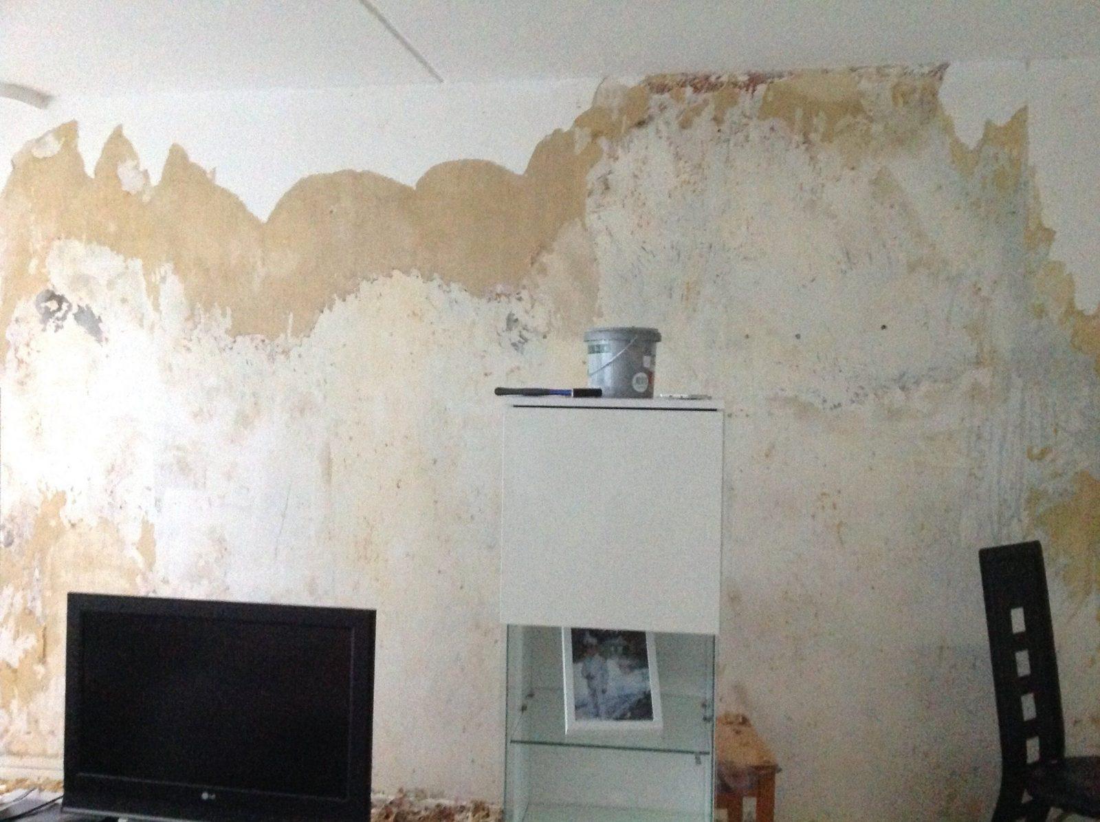 W nde ohne tapete gestalten haus design ideen - Wand ohne tapete ...