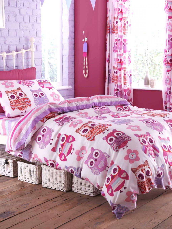 Fabelhafte Inspiration Biber Bettwäsche Eule Und Schöne Möbelideen von Bettwäsche Mit Eulenmotiv Bild