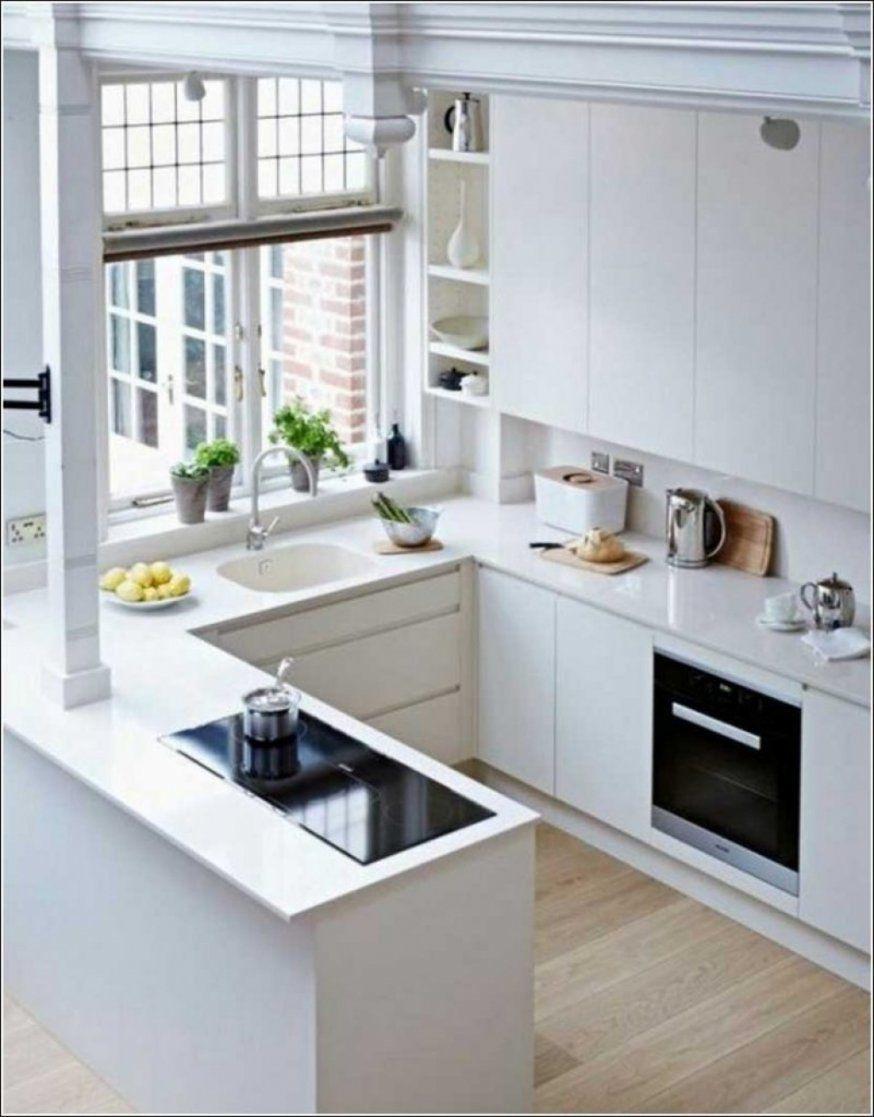 Fabelhafte Küchenideen Für Kleine Küchen Herrliche Ideen Kleine Kche von Ideen Für Kleine Küchen Bild