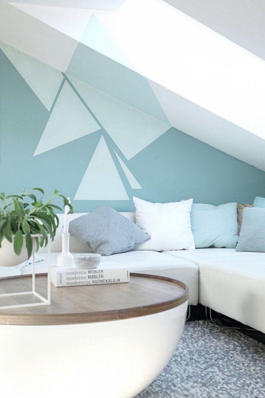 farbige wand mit wei em rahmen farbig streichen rand von wand streichen mit rand photo haus. Black Bedroom Furniture Sets. Home Design Ideas