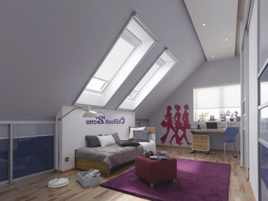 Fabelhafte Zimmer Mit Dachschräge Kinderzimmer Mit Schrge Einrichten von Jugendzimmer Mit Dachschräge Gestalten Bild