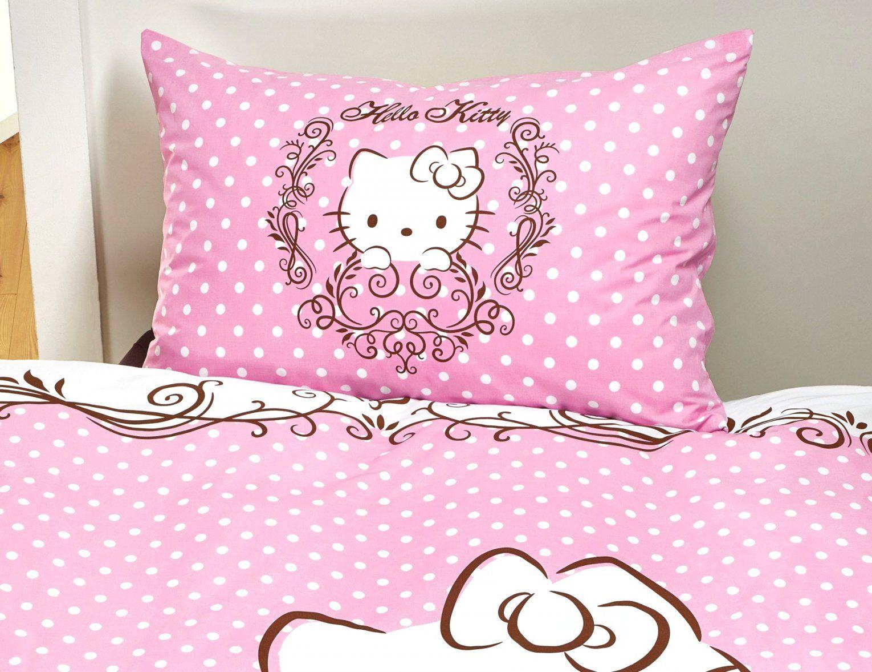 Fabulous Inspiration Hello Kitty Bettwäsche Und Angenehme Rosa von Hello Kitty Bettwäsche Aldi Photo