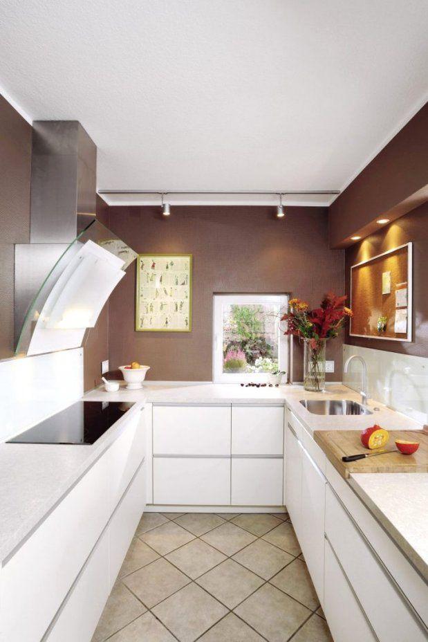 Fabulous Inspiration Kleine Schmale Küche Einrichten Und Schöne von Schmale Küche Mit Essplatz Photo