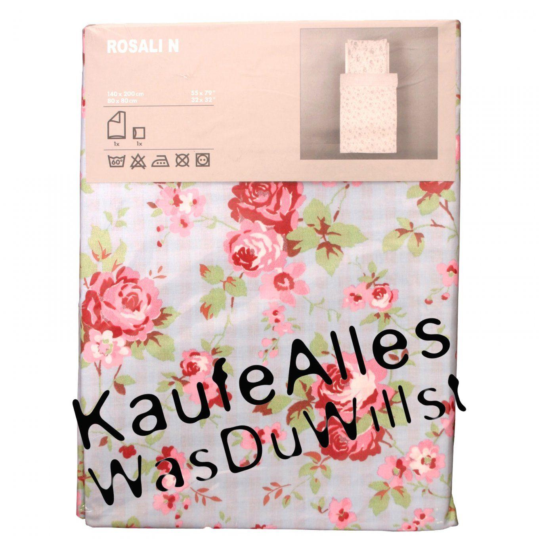 Fabulous Inspiration Rosali Bettwäsche Und Schöne Ikea Blumen Bettw von Bettwäsche Ikea Rosen Bild