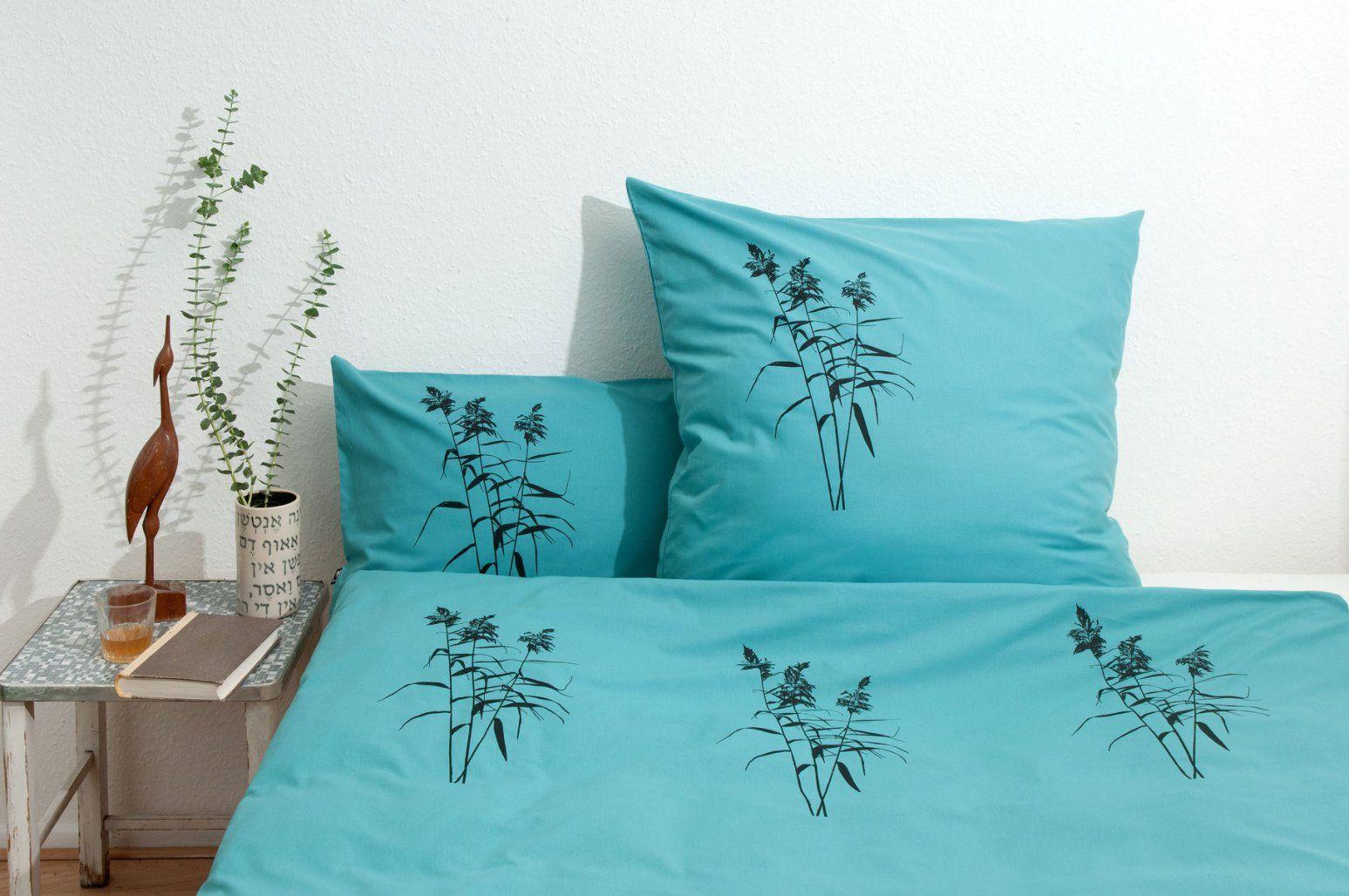 Fairtradebettwäsche Aus Biobaumwolle  Hirschkind  Faire Mode Für von Bettwäsche Bedrucken Lassen Günstig Bild