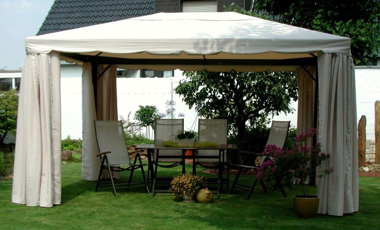 Faltpavillon X Wasserdicht Stabil Unique Pavillon 3X4M Stabil Und von Pavillon 3X3 Wasserdicht Bauhaus Bild