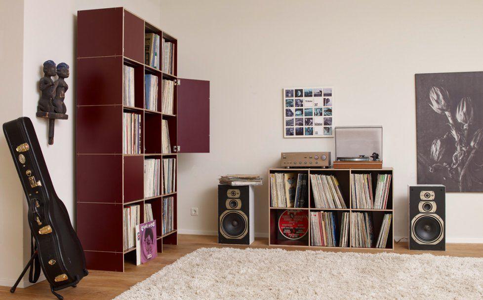 Fancy Plush Design Schallplatten Regal Bauen Regale Selber Metall von Schallplatten Regal Selber Bauen Bild