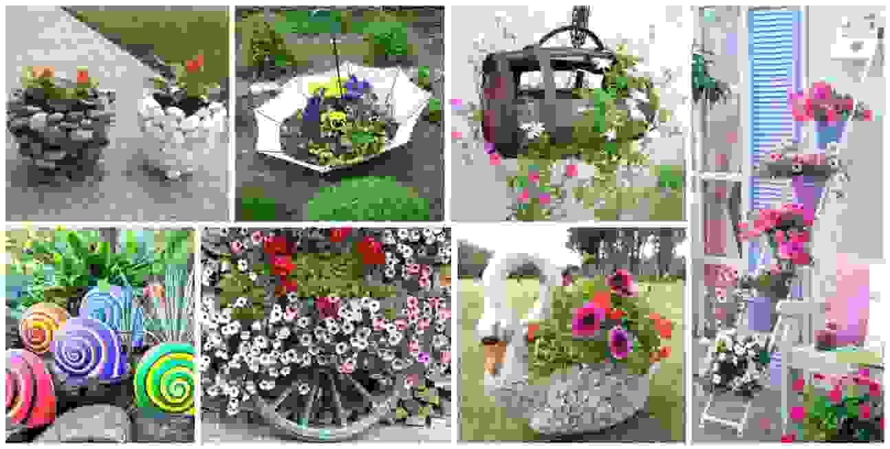 Fantastisch 40 Deko Garten Selber Machen Design  Einzigartiger Garten von Dekoration Garten Selber Machen Bild