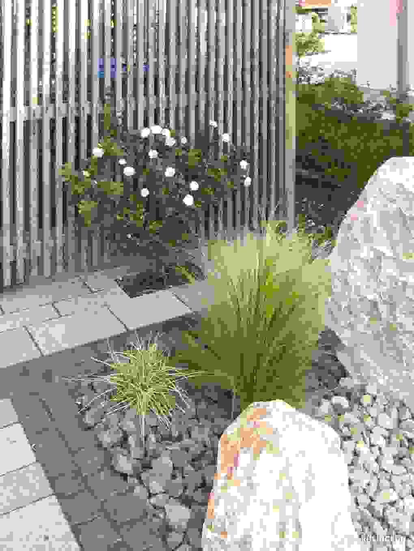 Fantastisch 40 Deko Ideen Mit Steinen Im Garten Designideen von Gartengestaltung Ideen Mit Steinen Bild