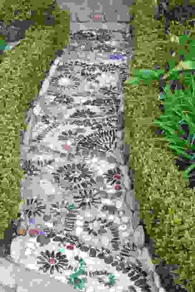 Fantastisch 40 Garten Gestalten Mit Pflanzsteinen Konzept von Garten Gestalten Mit Pflanzsteinen Photo
