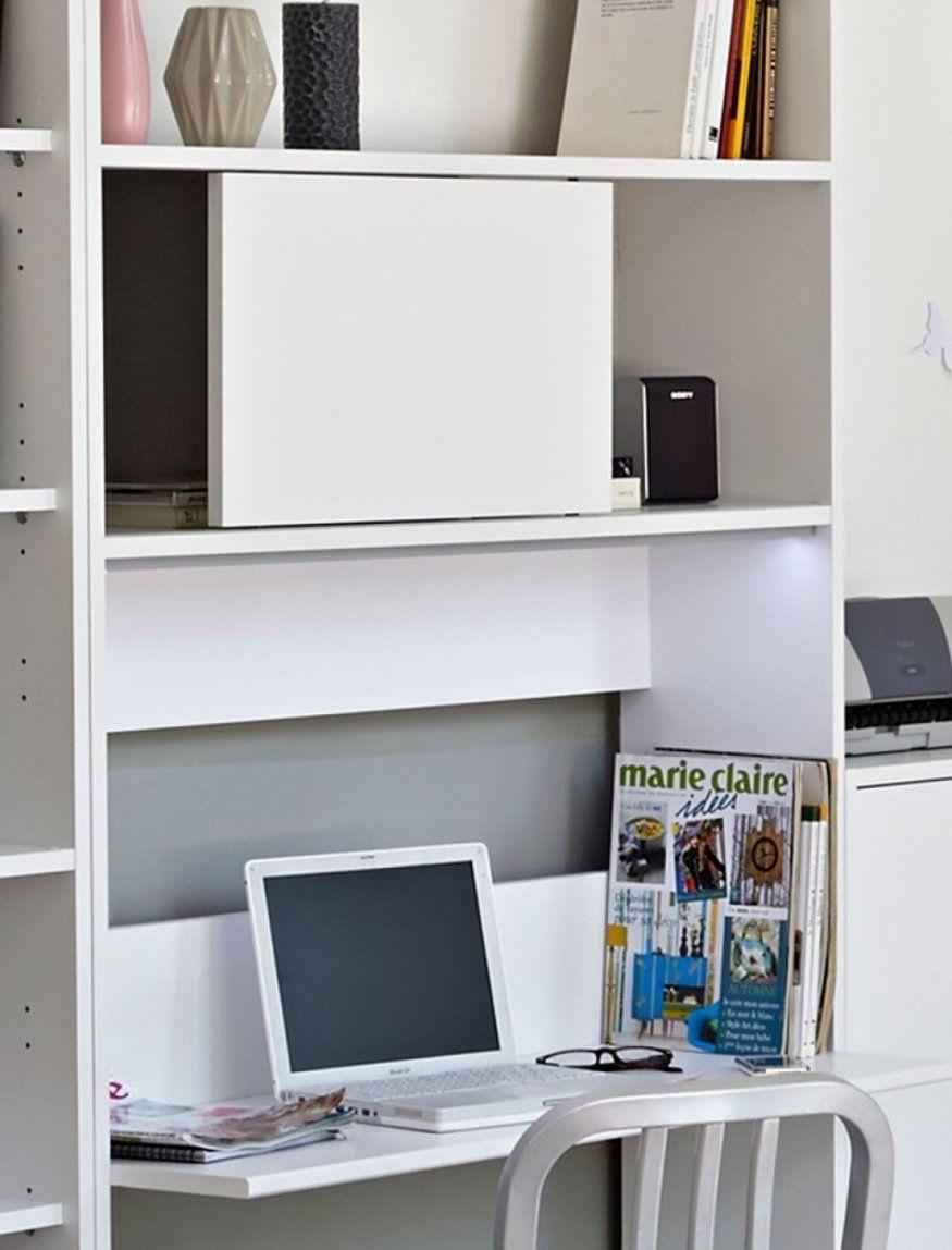 Fantastisch Schrankwand Mit Integriertem Schreibtisch Wohnwand von Schrankwand Mit Integriertem Schreibtisch Bild