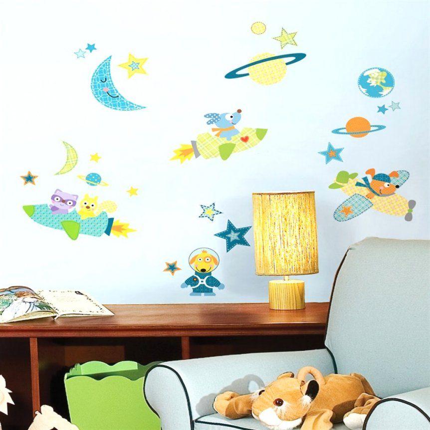 Fantastische Ideen Wandtattoo Kinderzimmer Junge Und Angenehme Mit von Wandtattoo Kinderzimmer Junge Tiere Photo