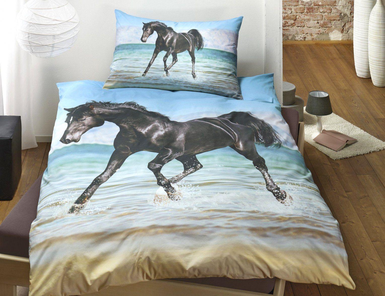 Fantastische Inspiration Bettwäsche Mit Pferdemotiv Und Günstige von Bettwäsche Mit Pferdemotiven Bild