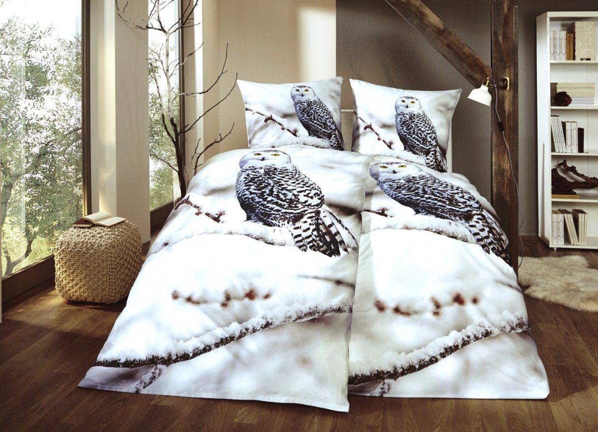 Fantastische Inspiration Biber Bettwäsche Eule Und Unglaubliche von Biber Bettwäsche Mit Eulenmotiv Bild