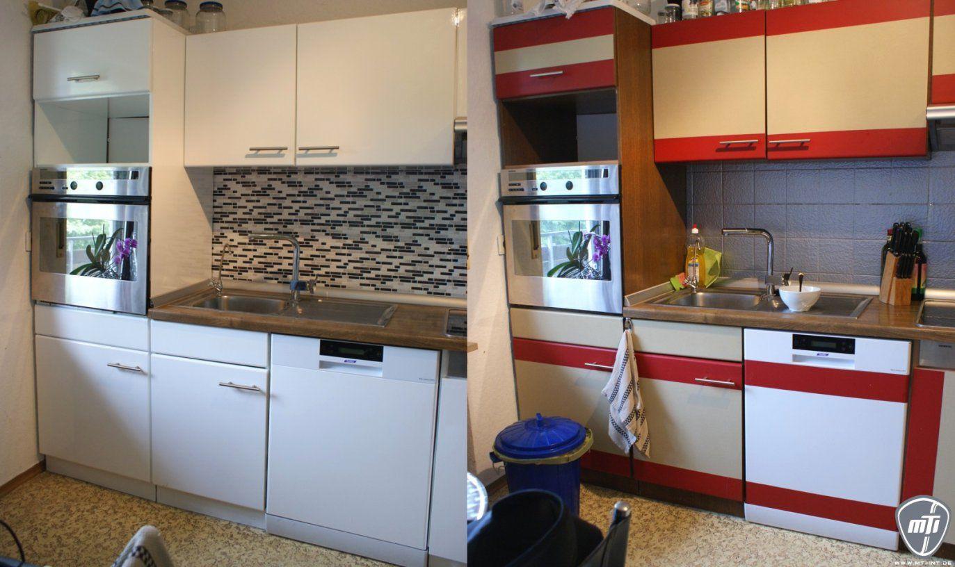 Fantastische Inspiration Küche Folieren Lassen Kosten Und Brillant von Küchenfronten Bekleben Lassen Kosten Photo