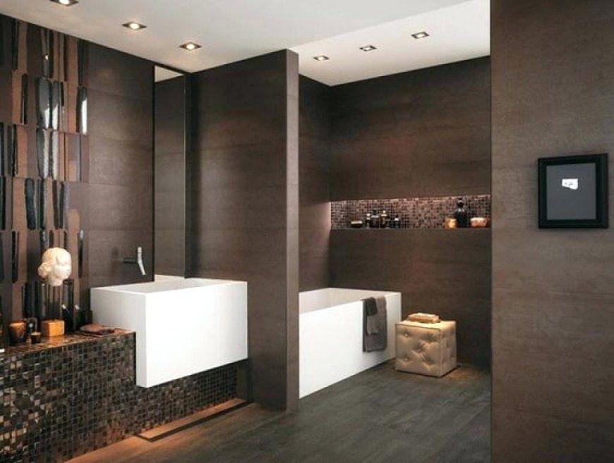 Farbe Im Bad Mit Wandfarbe Bad Farbe Im Badezimmer Statt Fliesen von Badezimmer Farbe Statt Fliesen Bild