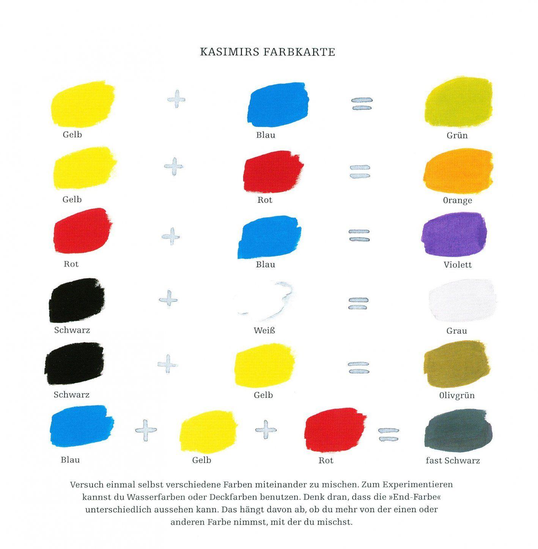 Farben Mischen Tabelle Fantastisch Modell Mehr Als Farben Mischen von Wie Mischt Man Braun Photo