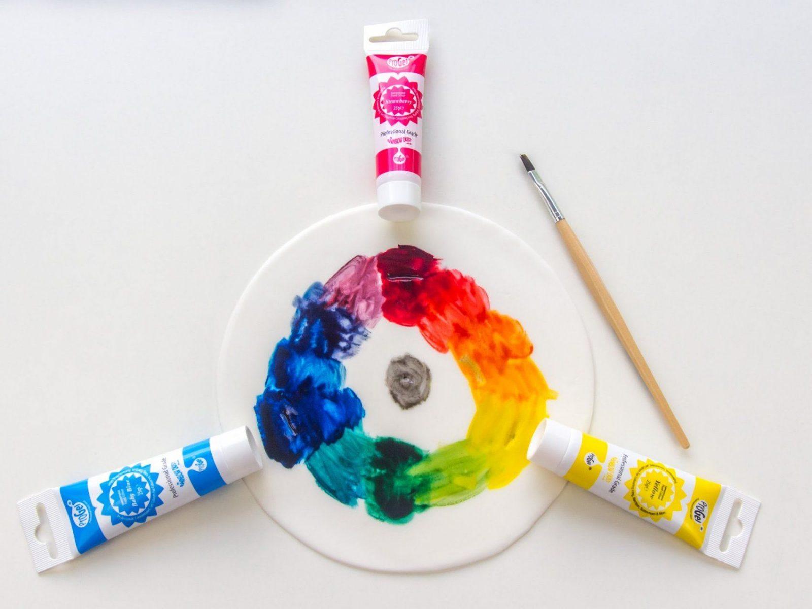 Farbenlehre Farben Mischen Farbschemata Und Farbwirkung**  Youtube von Wie Mischt Man Braun Photo