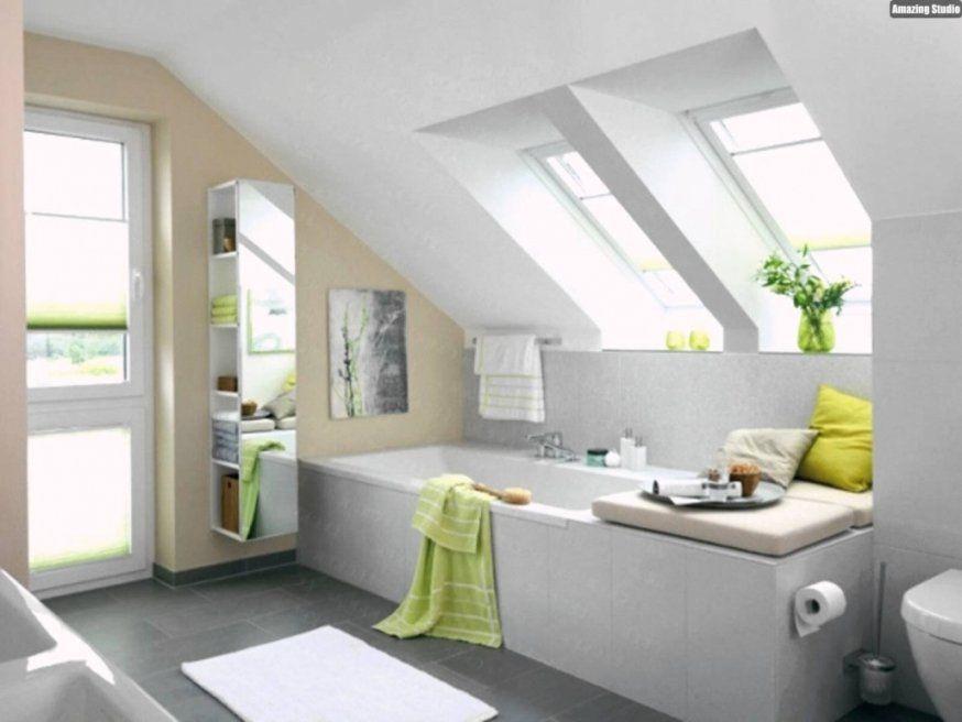 Bad Mit Dachschrage Planen Haus Design Ideen