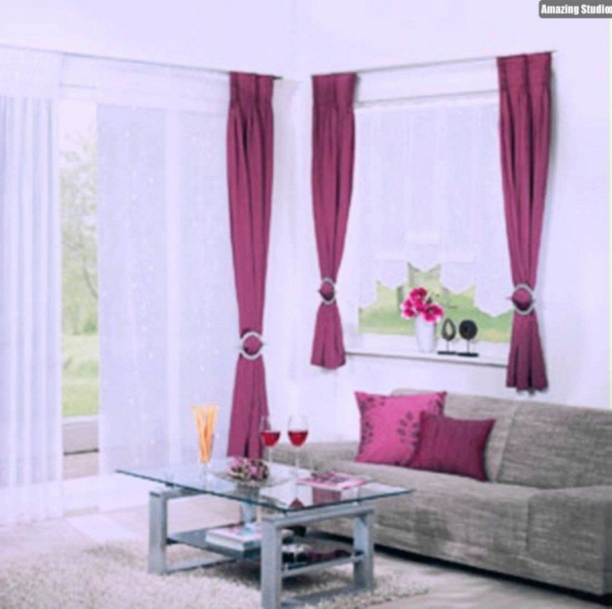 Faszinierend Gardinen Muster Für Wohnzimmer Dekorationen Elegantes von Gardinen Muster Für Wohnzimmer Bild