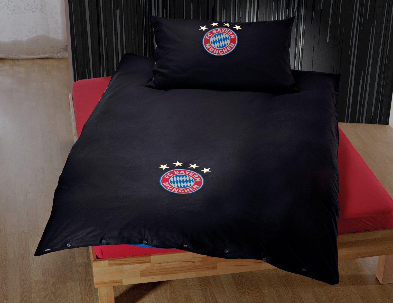 Fc Bayern München Bettwäsche Leuchtet Im Dunkeln Günstig ⋆ Lehner von Bayern München Bettwäsche Günstig Photo