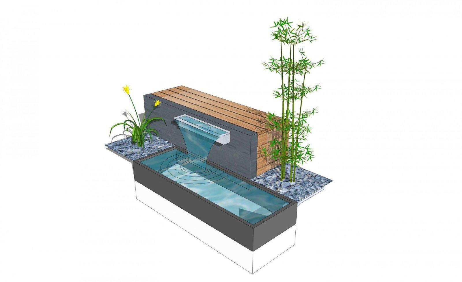 Fein Wasserfall Selber Bauen Anleitung Galerie  Hauptinnenideen von Zimmer Wasserfall Selber Bauen Bild