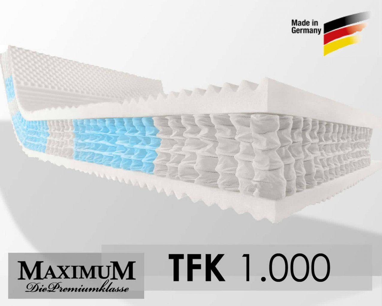 Femira Maximum 1000 Matratzen Erhältlich Bei • Slewo von Matratze M Line Bild