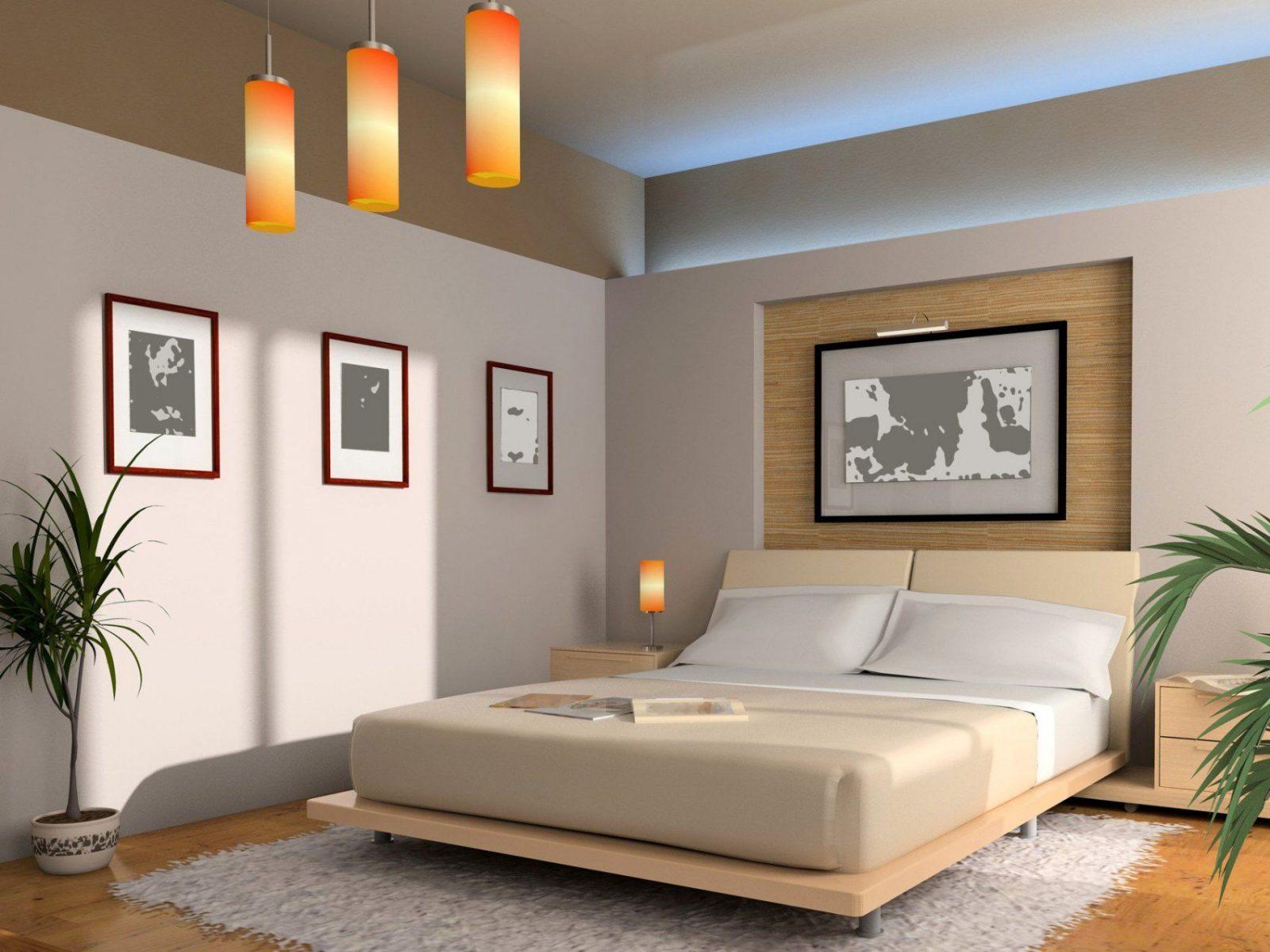 Feng Shui Schlafzimmer Einrichten – Praktische Tipps von Bilder Schlafzimmer Feng Shui Bild