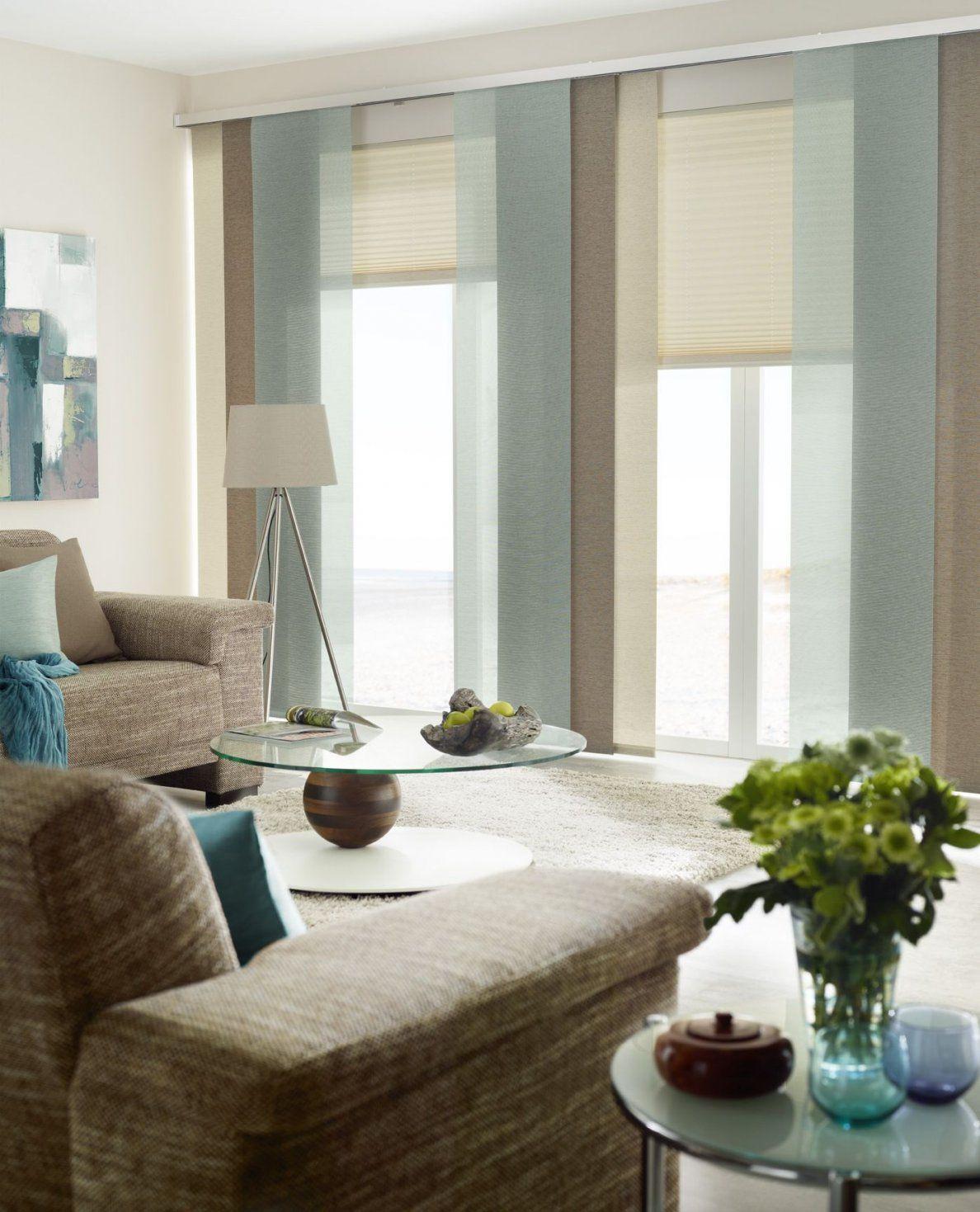 Fenster Urbansteel Tecno Gardinen Dekostoffe Vorhang Wohnstoffe von Wohnzimmer Gardinen Angebote Bild