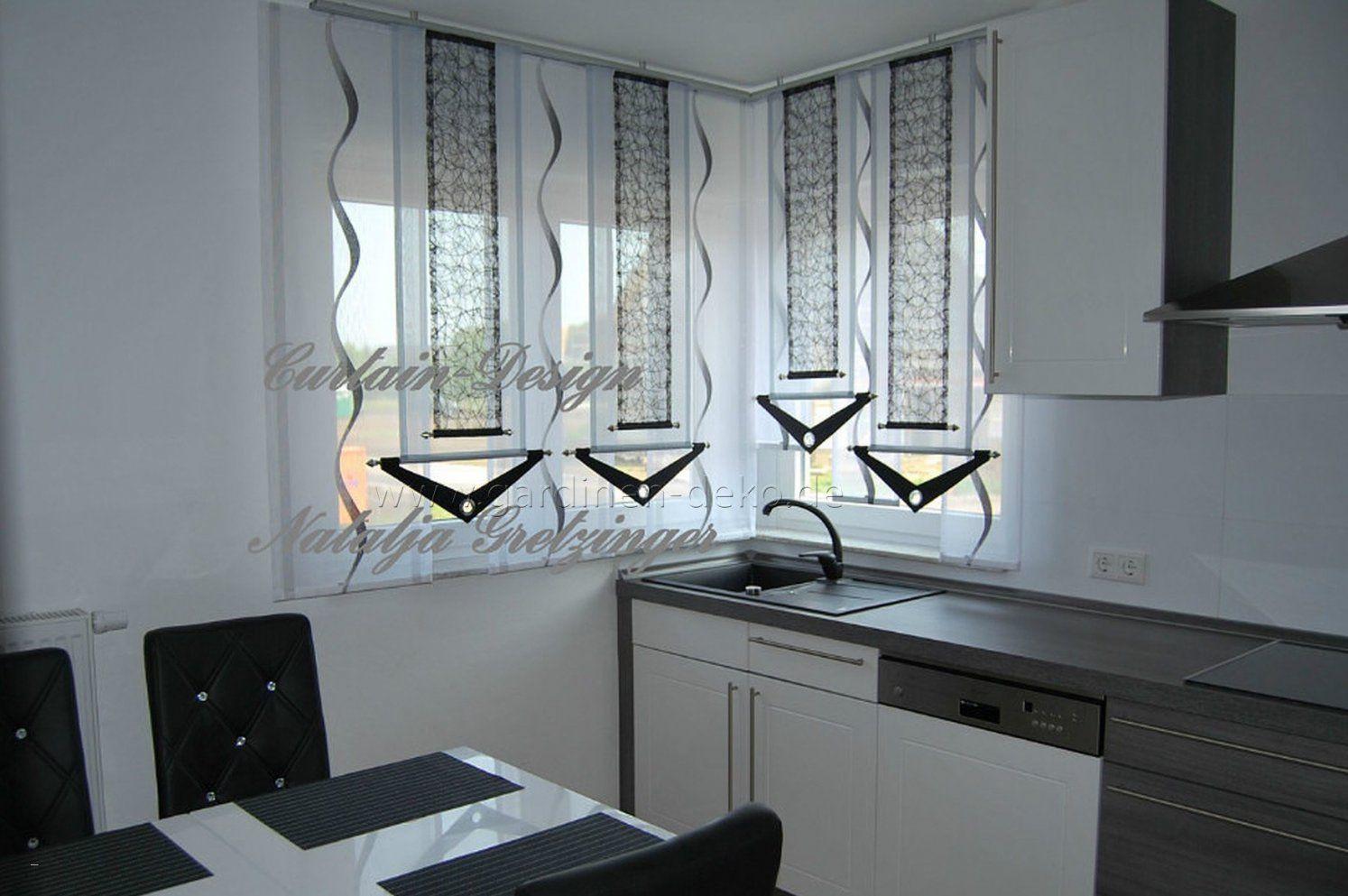 Fensterdeko Küche Modern Elegant Beste Ideen Kuechengardinen Fotos von Moderne Gardinen Küche Bild