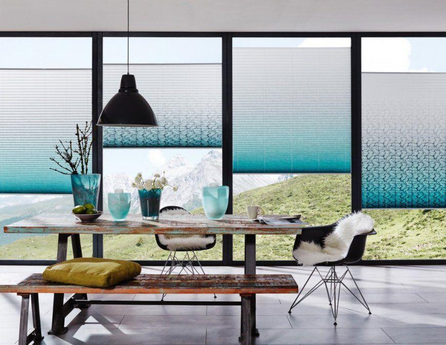 Fensterideen Günther  Sonnenschutz von Plissee Für Bodentiefe Fenster Photo