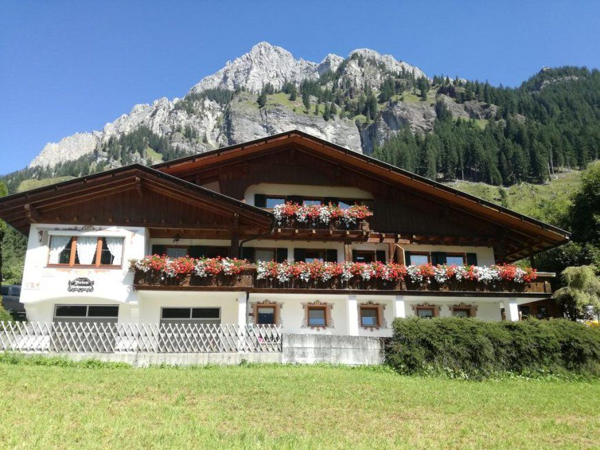 Ferienwohnung Haus Monika (Österreich Nesselwängle)  Booking von Haus Kaufen Tannheimer Tal Bild