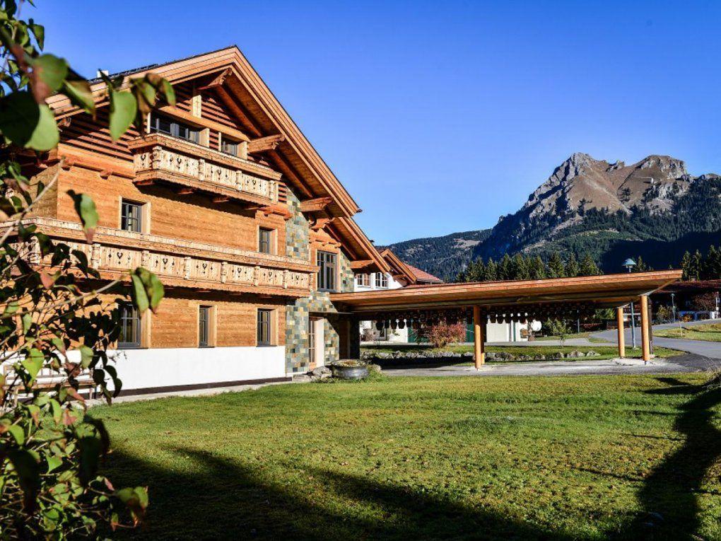 Ferienwohnung Herzblut Tannheimer Tal  Firma Sonn Alpin  Herr von Haus Kaufen Tannheimer Tal Bild