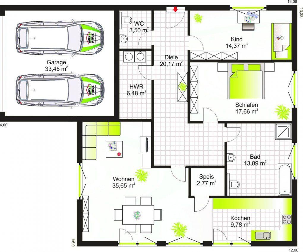 Fertighaus 157 Wd  Bungalow  Walmdach Drevohaus von Grundriss Bungalow 160 Qm Photo