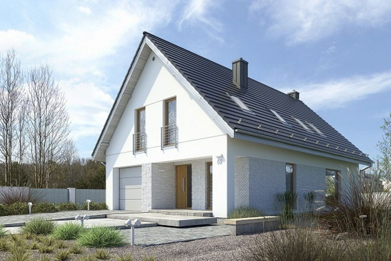 fertighaus heban aus polen stadtvilla dream house pinterest von schl sselfertige h user aus. Black Bedroom Furniture Sets. Home Design Ideas