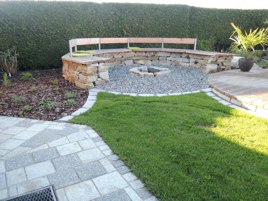 Offene Feuerstelle Garten Selber Bauen