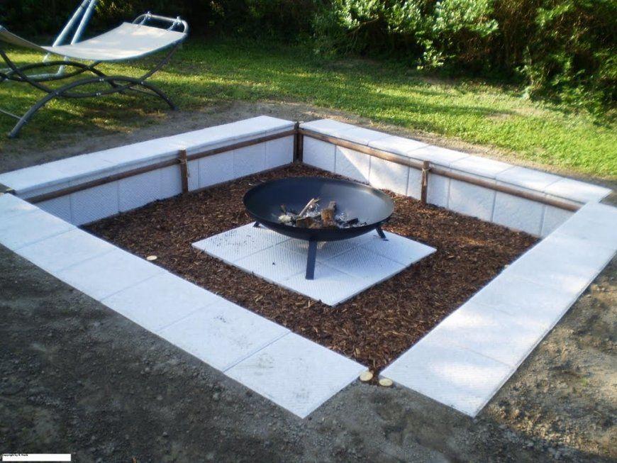 Feuerstelle Garten Selber Bauen Godsriddle In Elegant von Garten Feuerstelle Selber Bauen Photo