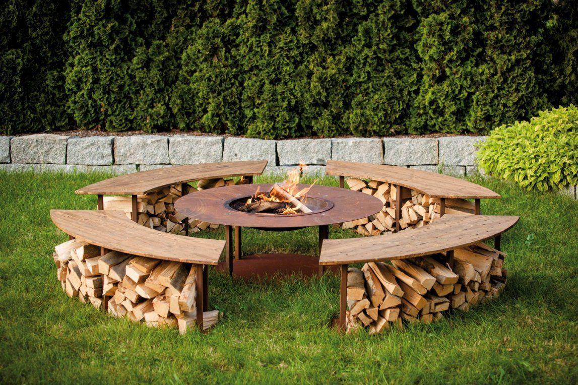 Feuerstelle Im Garten Gestalten  Imagenesdesalud von Feuerstelle Im Garten Bilder Photo