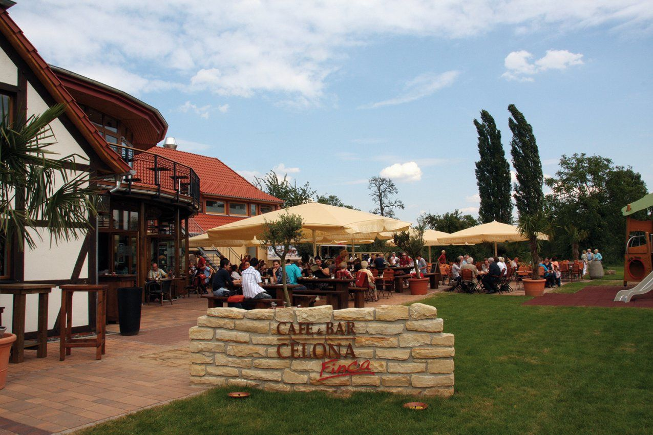 Finca & Bar Celona Hannover Marienwerder  Cafe & Bar Celona von Finca & Bar Celona Bielefeld Bild