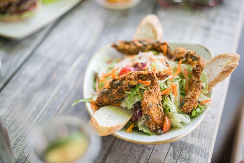 Five Diner Nuremberg – Breakfast Burger & Salads  Chic Choolee von Five Diner Nürnberg Speisekarte Bild