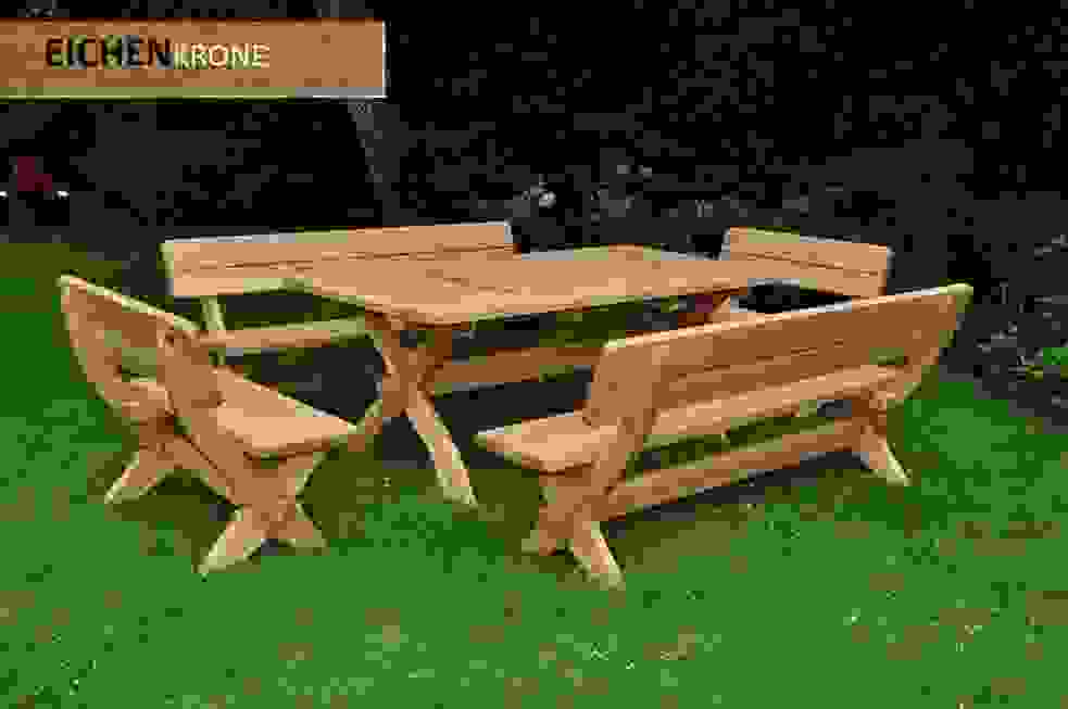 Fixias Ist Das Beste Von Ideen Von Rustikale Gartenbank Aus von Rustikale Gartenbank Aus Baumstämmen Bild